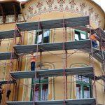 Alte cinci cladiri din zona centrala vor avea fatadele reabilitate