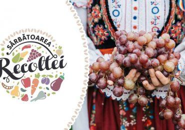 Toamnă cu tradiții și obiceiuri la Sărbătoarea Recoltei, editia 2017