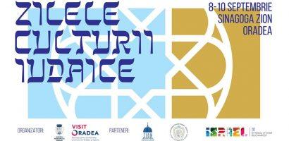 Zilele Culturii Iudaice la Oradea. Eveniment dedicat specificului si traditiilor culturii iudaice