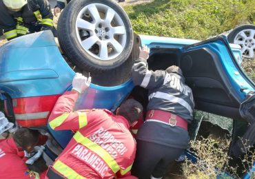 accident langa marghita