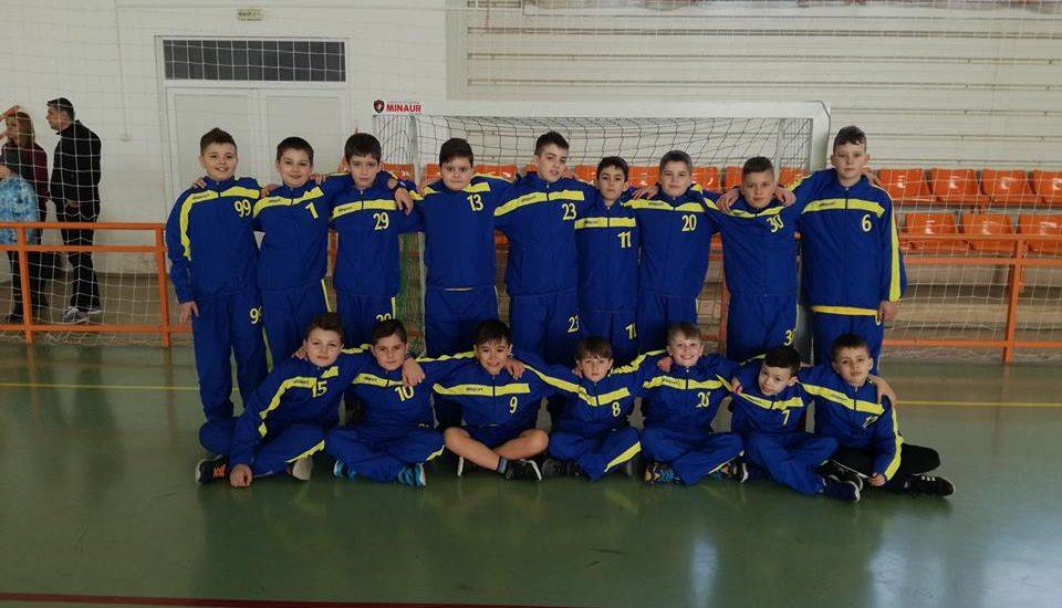 Scoala de handbal baieti, gratuita, pentru copiii nascuti intre 2006-2010