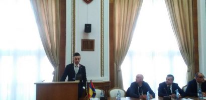 Alegeri la TNL Oradea. Andrei Craciun a fost ales noul presedinte al TNL Oradea