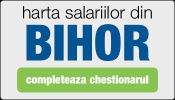 Harta salariilor din Bihor
