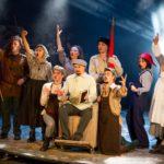 Teatrul Regina Maria s-a întors din turneu. Succes la FNT și la Craiova