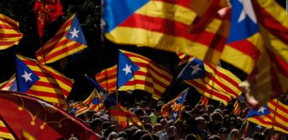 Executivul de la Madrid a dizolvat parlamentul Catalan si a convocat alegeri anticipate
