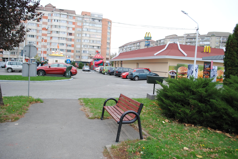 Centru de cartier Nufarul