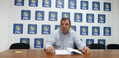 """Deputatul PNL Bihor, Gavrila Ghilea: """"Vremuri tulburi, timpuri grele…"""", au inceput scumpirile de toamna"""