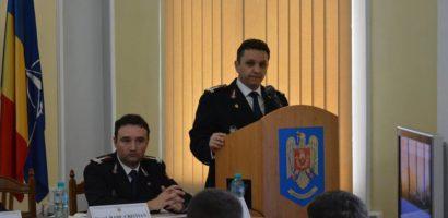 ISU Bihor: Vineri 27.10, are loc instruirea personalului cu atribuţii în domeniul apărării împotriva incendiilor