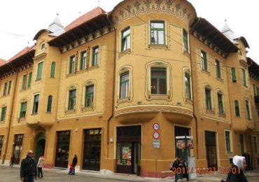 S-a finalizat restaurarea Palatului Stern din Oradea (FOTO)
