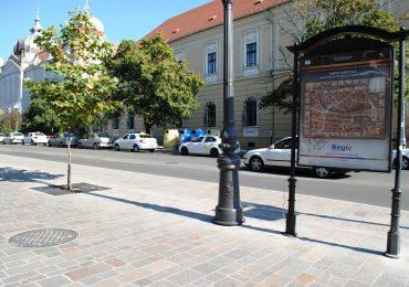 Pietonala corso Oradea