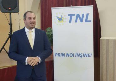 Bogdan Pater, președinte TNL Bihor: Cerem guvernului să renunțe la orice intenție de a majora salariul minim în nici 10 zile, de la 1 noiembrie. Îi distruge mai ales pe tinerii antreprenori!