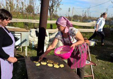 Sarbatoarea cartofului Sinteu - Bihor