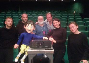 """Trupa Arcadia a participat cu spectacolul """"Gulliver"""" la două festivaluri din Brazilia"""