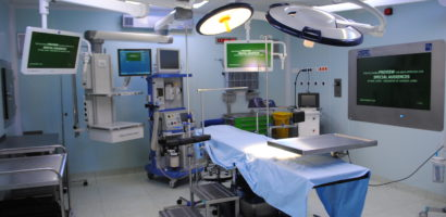 Oradea are, de azi, la Spitalul Judetean, una dintre cele mai dotate sectii de urologie din Europa (FOTO)