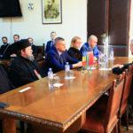 Ambasadorul Bielorusiei in vizita in judetul Bihor