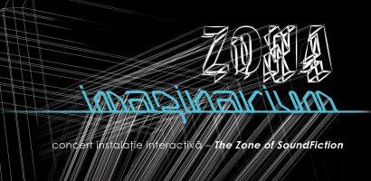 În luna octombrie, vă invităm în Zona Imaginarium! The Zone of SoundFiction!
