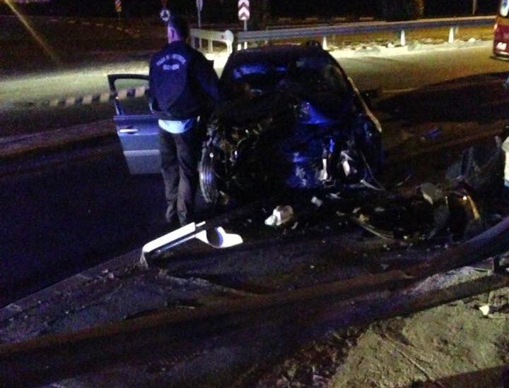 accident iosia Oradea