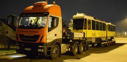 Oradea cumpara 30 de tramvaie model KT4DM, modernizate (FOTO)