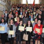 70 de elevi olimpici din Oradea si 64 de profesori care i-au indrumat, vor fi premiat cu cate 600 de lei de catre Primaria Oradea
