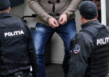 Psihopat periculos, urmarit national, prins de politisti in Oradea