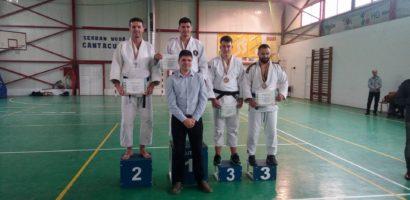 Pompierul oradean, Bogoşel Adrian, este vicecampion al Campionatului National de Judo al M.A.I.