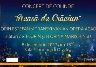Concert de Colinde caritabil, organizat de Asociatia S.O.S. Autism Bihor