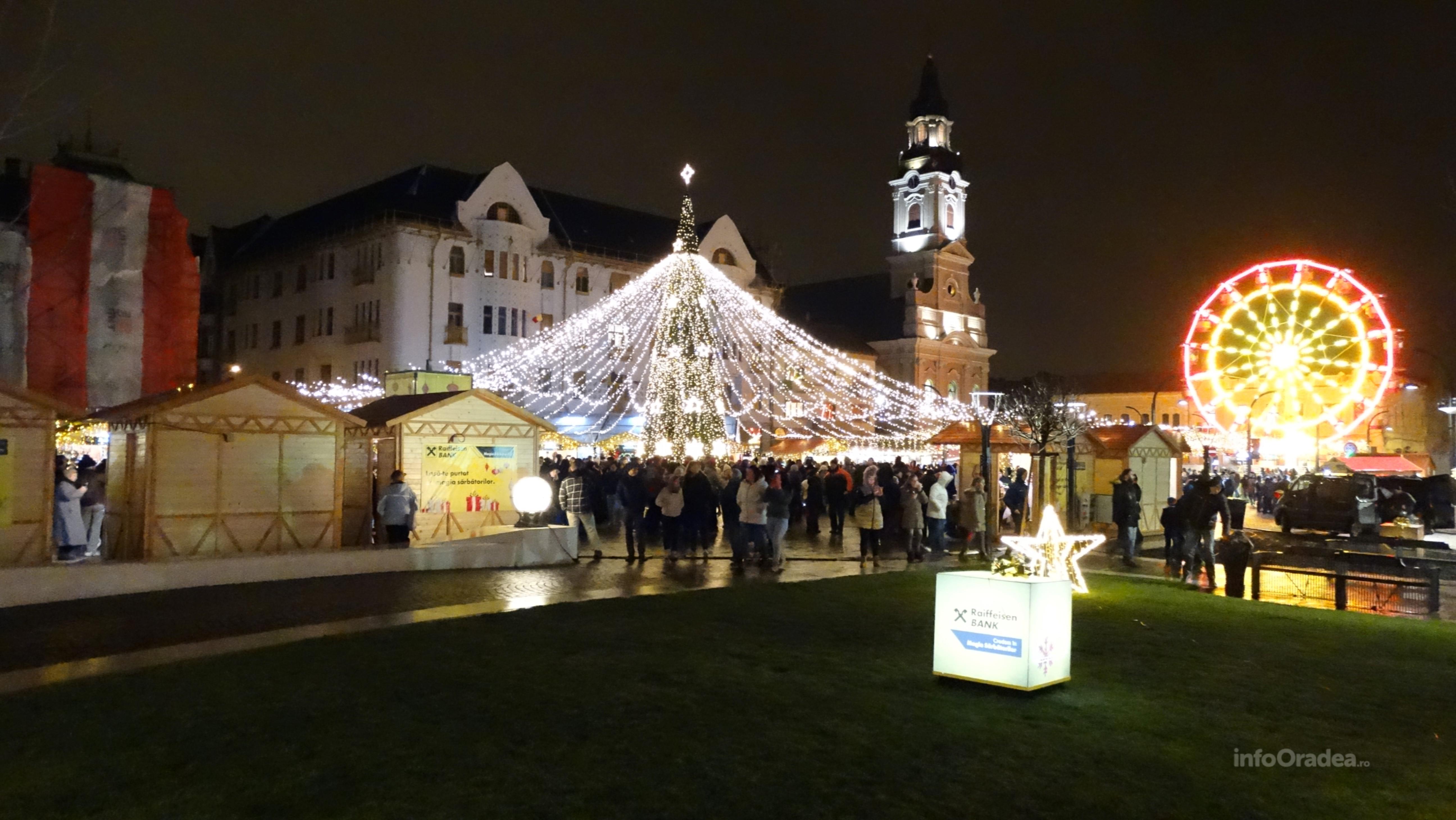 Targul de Craciun Oradea 2017