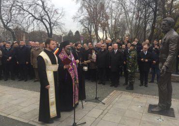 Dezvelire statuie Bratianu Oradea
