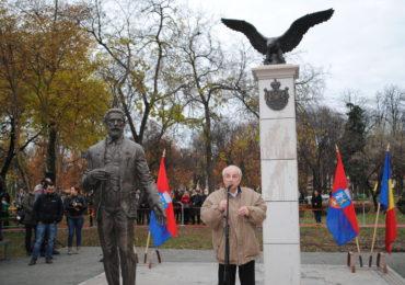 Oradea il are, de azi, pe Bratianu, artizanul Marii Unirii. Vezi cum arata ansamblul statuar
