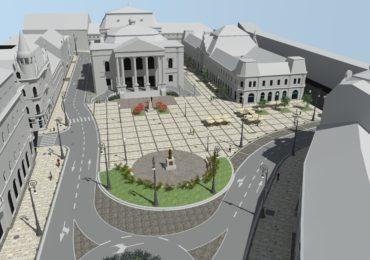 Reabilitare Piata Ferdinand Oradea