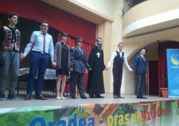 Fundatia Clubul dreptei Oradea Centenar