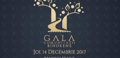 Fundatia Comunitara Oradea organizeaza Gala Comunitatii Bihorene