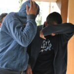 Doi hoti din autoturisme, din Marghita, prinsi cu operativitate de politisti