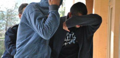 Doi hoti prinsi in flagrant, de politistii bihoreni, in timp ce spargeau o locuinta