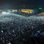 """20 de orase din tara spun azi: """"Nu vrem sa fim o natie de hoti"""". In Oradea de la ora 19:00, in Piata Unirii"""
