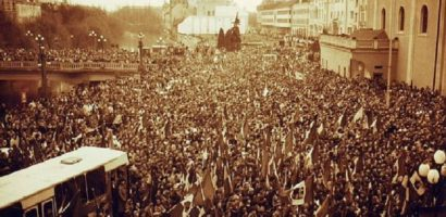 Revolutia din 1989 in imagini. Campanie de strangere de fotografii realizate de bihoreni, in 1989