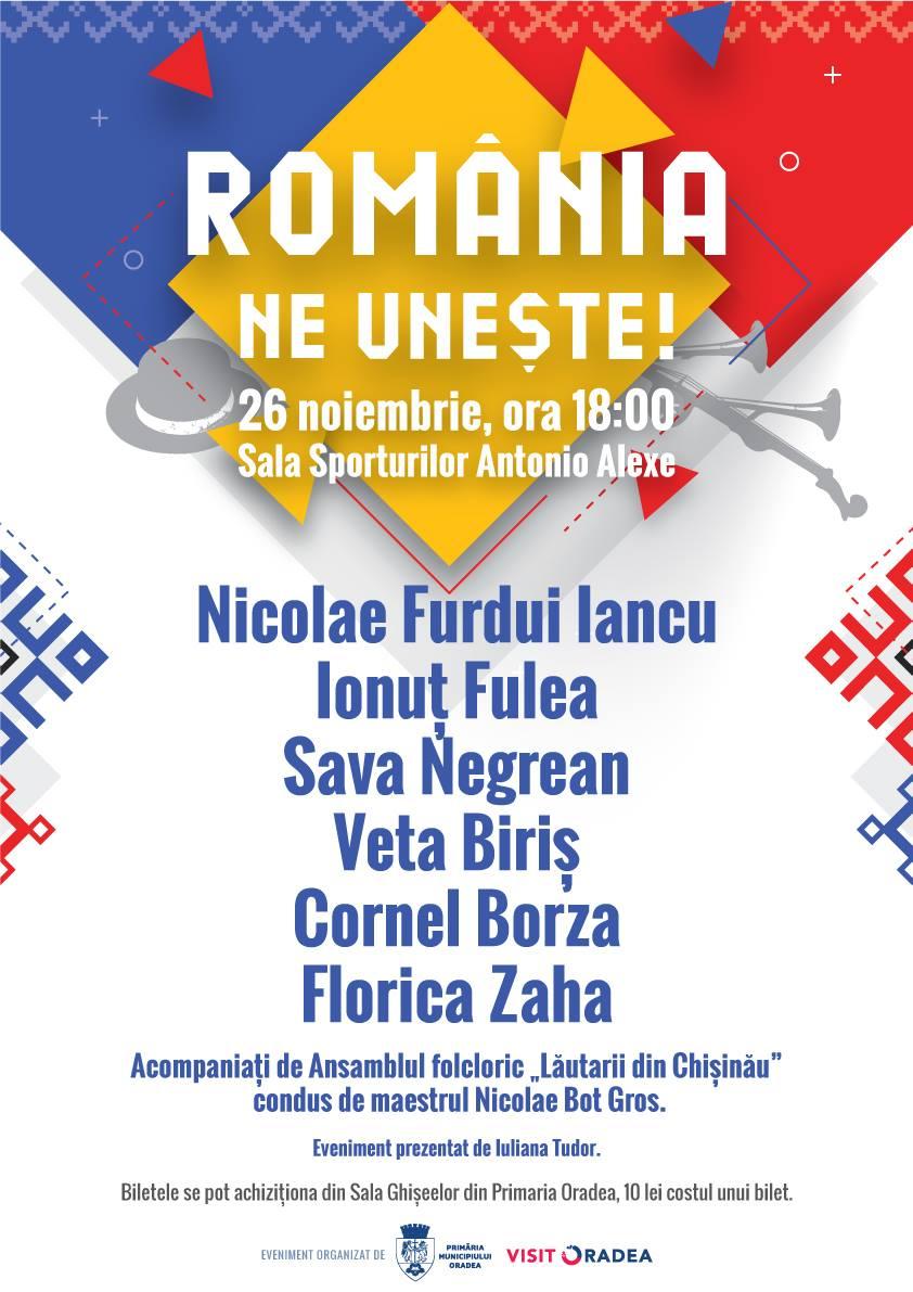Romania ne Uneste