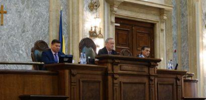 Cornel Popa: Guvernul PSD, un guvern fara orizont, cu promisiuni desarte