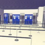 Imagini cu solutia finala pentru noul terminal al Aeroportului Oradea (FOTO)