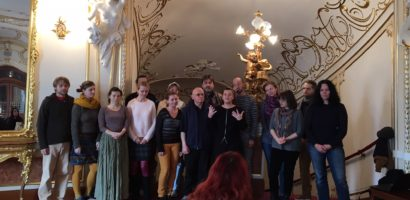 Bucuria muncii în echipă – Trupa Szigligeti se pregăteşte de premieră