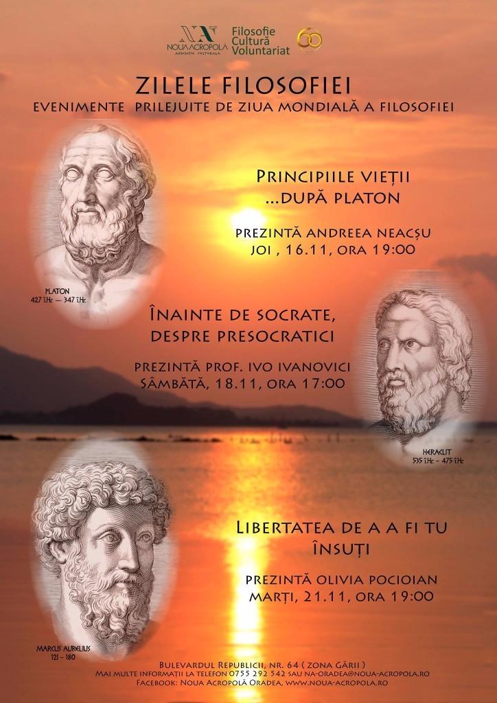 Zilele Filosofiei Oradea
