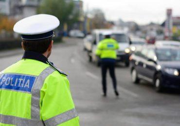 Politistii bihoreni monitorizeaza si fluidizeaza traficul rutier la intoarcerea din minivacanta de Revelion