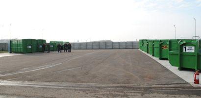 Oradea va avea un al doilea punct de colectare selectiva a deseurilor rezultate din amenjari interioare
