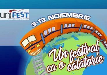 UNIFEST, 11 zile de festival la Oradea! Cinci asociatii studentesti din Oradea si-au dat mana pentru organizarea celei de-a XVI-a editii a Festivalului Cultural al Studentilor