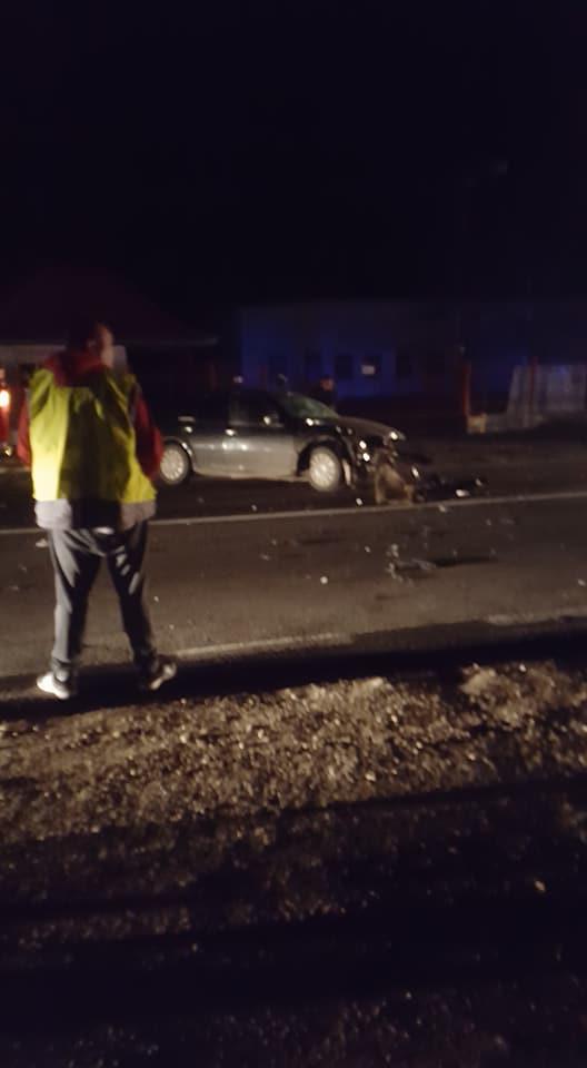 Accident Lugasu de Jos