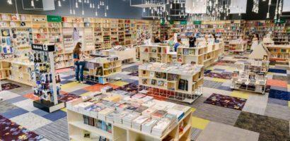 O nouă librărie Cărturești se deschide în Oradea, incepand de joi 14 decembrie