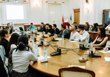 Conferință cu tema Administrației Locale - Mod de organizare și funcționare