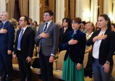 Imagini Congres OFL 17 decembrie 2017 Antoneta Ionita