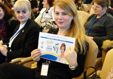 Imagini Congres OFL 17 decembrie 2017 Ligia Oala
