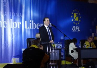Imagini Congres OFL 17 decembrie 2017 Ludovic Orban